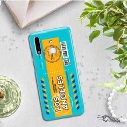 ETUI CLEAR NA TELEFON SAMSUNG GALAXY A70E BOARDING-CARD2020-1-104