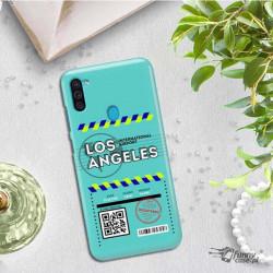 ETUI CLEAR NA TELEFON SAMSUNG GALAXY M11 BOARDING-CARD2020-1-103