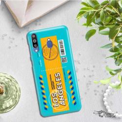 ETUI CLEAR NA TELEFON SAMSUNG GALAXY M30 BOARDING-CARD2020-1-104