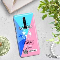 ETUI CLEAR NA TELEFON XIAOMI K20 / MI 9T BOARDING-CARD2020-1-102
