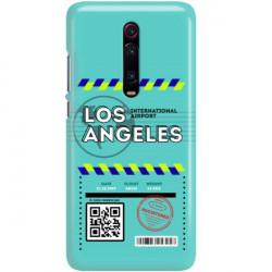 ETUI CLEAR NA TELEFON XIAOMI K20 / MI 9T BOARDING-CARD2020-1-103