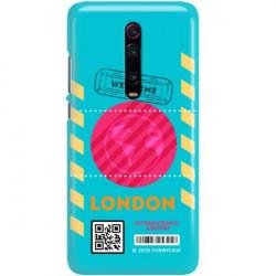 ETUI CLEAR NA TELEFON XIAOMI K20 / MI 9T BOARDING-CARD2020-1-106