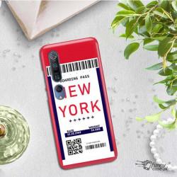 ETUI CLEAR NA TELEFON XIAOMI MI 10 BOARDING-CARD2020-1-100