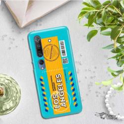 ETUI CLEAR NA TELEFON XIAOMI MI 10 BOARDING-CARD2020-1-104