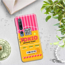 ETUI CLEAR NA TELEFON XIAOMI MI 10 BOARDING-CARD2020-1-107