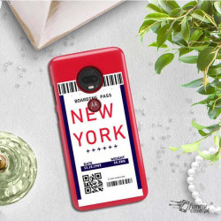 ETUI CLEAR NA TELEFON MOTOROLA MOTO G7 PLAY BOARDING-CARD2020-1-100