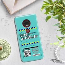 ETUI CLEAR NA TELEFON MOTOROLA MOTO G7 PLAY BOARDING-CARD2020-1-103