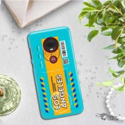ETUI CLEAR NA TELEFON MOTOROLA MOTO G7 PLAY BOARDING-CARD2020-1-104