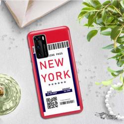 ETUI CLEAR NA TELEFON HUAWEI P40 BOARDING-CARD2020-1-100