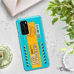 ETUI CLEAR NA TELEFON HUAWEI P40 BOARDING-CARD2020-1-104