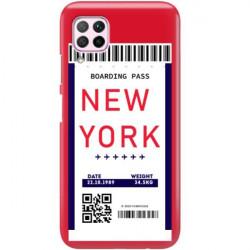 ETUI CLEAR NA TELEFON HUAWEI P40 LITE E BOARDING-CARD2020-1-100