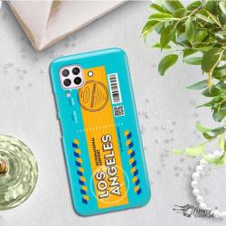 ETUI CLEAR NA TELEFON HUAWEI P40 LITE E BOARDING-CARD2020-1-104