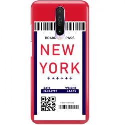 ETUI CLEAR NA TELEFON XIAOMI REDMI K30 BOARDING-CARD2020-1-100