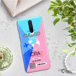 ETUI CLEAR NA TELEFON XIAOMI REDMI K30 BOARDING-CARD2020-1-102