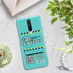 ETUI CLEAR NA TELEFON XIAOMI REDMI K30 BOARDING-CARD2020-1-103