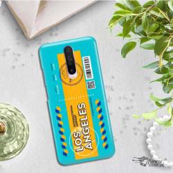 ETUI CLEAR NA TELEFON XIAOMI REDMI K30 BOARDING-CARD2020-1-104