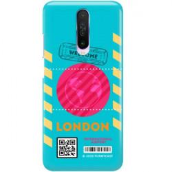 ETUI CLEAR NA TELEFON XIAOMI REDMI K30 BOARDING-CARD2020-1-106
