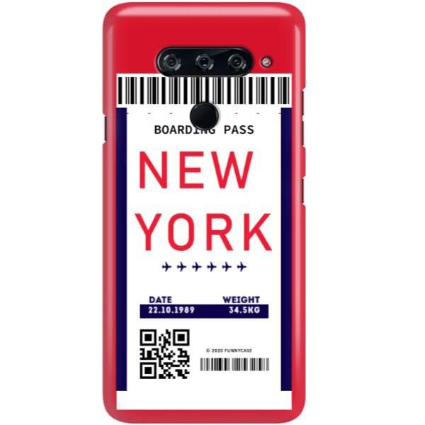 ETUI CLEAR NA TELEFON LG V40 BOARDING-CARD2020-1-100