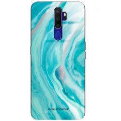 BLACK CASE GLASS NA TELEFON OPPO A9 2020 ST_NMR2020-1-103
