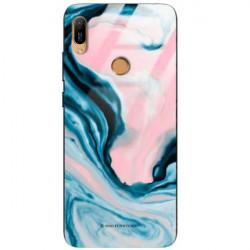 BLACK CASE GLASS NA TELEFON HUAWEI Y6 PRIME 2019 ST_NMR2020-1-102