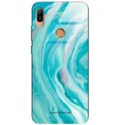 BLACK CASE GLASS NA TELEFON HUAWEI Y6 PRIME 2019 ST_NMR2020-1-103