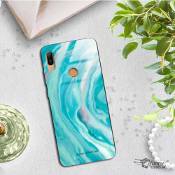 BLACK CASE GLASS NA TELEFON HUAWEI Y6 PRIME 2019 ST_NMR2020-1-103
