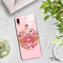 BLACK CASE GLASS NA TELEFON HUAWEI Y6 PRIME 2019 ST_FEM2020-1-102