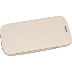FLIP S-CASE ETUI NA TELEFON SAMSUNG GALAXY S3 I9300 BIAŁY