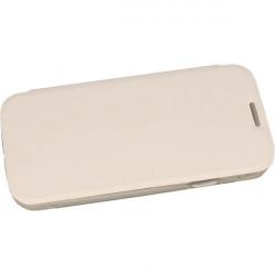 FLIP S-CASE ETUI NA TELEFON SAMSUNG GALAXY S4 I9500 BIAŁY