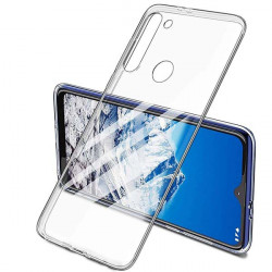ETUI CLEAR NA TELEFON MOTOROLA MOTO G8 POWER LITE TRANSPARENT