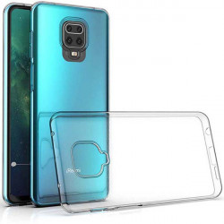 ETUI PROTECT CASE 2MM NA TELEFON XIAOMI REDMI NOTE 9S TRANSPARENTNY