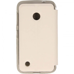 FLIP S-CASE ETUI NA TELEFON NOKIA LUMIA 530 RM-1017 BIAŁY