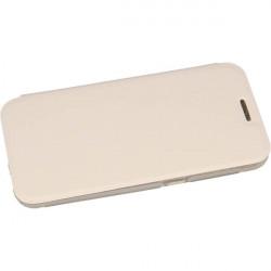 FLIP S-CASE ETUI NA TELEFON SAMSUNG GALAXY S6 G920F BIAŁY