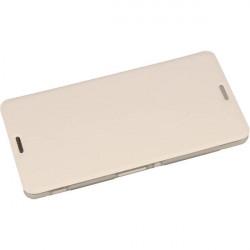 FLIP S-CASE ETUI NA TELEFON SONY XPERIA M4 AQUA E2303 E2306 E2353 BIAŁY