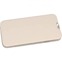 FLIP S-CASE ETUI NA TELEFON LG L70 D320 D325 BIAŁY