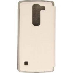 FLIP S-CASE ETUI NA TELEFON LG SPIRIT C70 H440 BIAŁY