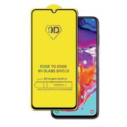 SZKLO HARTOWANE BLACK IRON GLASS 9D NA TELEFON HUAWEI Y5 2019