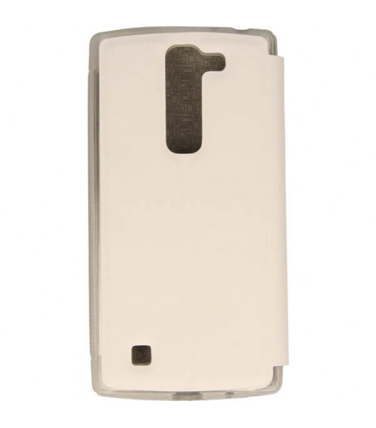 ETUI FLIP S-CASE LG MAGNA H500 G4C G4 MINI H525 BIAŁY