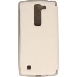 FLIP S-CASE ETUI NA TELEFON LG MAGNA H500 G4C G4 MINI H525 BIAŁY