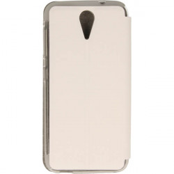 FLIP S-CASE ETUI NA TELEFON HTC DESIRE 620 BIAŁY
