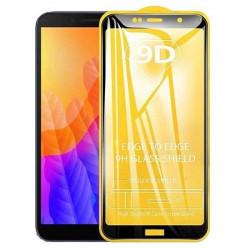 SZKLO HARTOWANE BLACK IRON GLASS 9D NA TELEFON HUAWEI Y5P