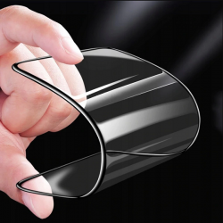 SZKLO HARTOWANE BLACK IRON GLASS 9D NA TELEFON XIAOMI MI 10 LITE