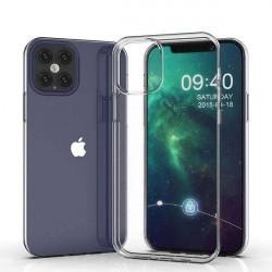 ETUI PROTECT CASE 2mm NA TELEFON APPLE IPHONE 12 PRO / 12 MAX TRANSPARENT