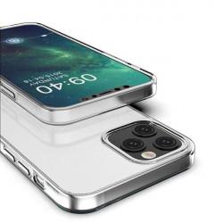 ETUI PROTECT CASE 2mm NA TELEFON APPLE IPHONE 12 / 12 PRO TRANSPARENT