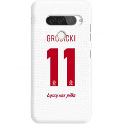 ETUI CLEAR NA TELEFON LG G8S / G8 THINQ PZPN-2020-1-105
