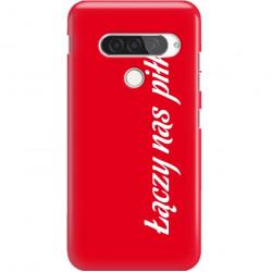ETUI CLEAR NA TELEFON LG G8S / G8 THINQ PZPN-2020-1-108
