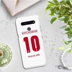ETUI CLEAR NA TELEFON LG K41S / K51S PZPN-2020-1-106