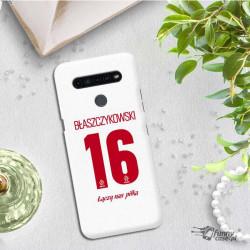 ETUI CLEAR NA TELEFON LG K41S / K51S PZPN-2020-1-107