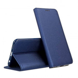 ETUI BOOK MAGNET NA TELEFON APPLE IPHONE 12 PRO / 12 MAX GRANATOWY