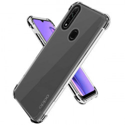 ETUI ANTI-SHOCK NA TELEFON OPPO A8 / A31 2020 TRANSPARENT
